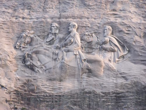 The Stone Mountain Memorial