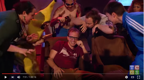 The Chris Gethard Show.