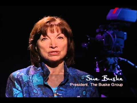 Sue Buske, media consultant and President of the Buske Group.